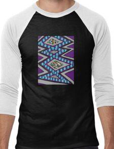 POLYJAM THREE. Men's Baseball ¾ T-Shirt