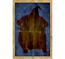 Oogie Boogie Photographic Print