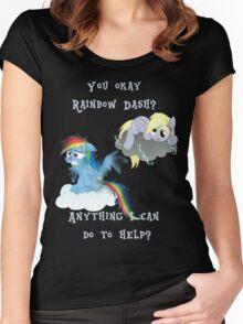 Derpy is Derp Women's Fitted Scoop T-Shirt