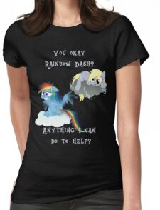 Derpy is Derp Womens Fitted T-Shirt