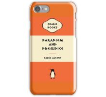 Paradigm and Prejudice iPhone Case/Skin