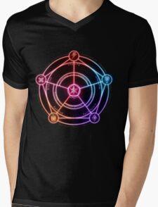 Elements of FMA Mens V-Neck T-Shirt