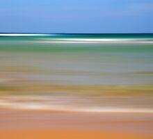 sea, sand & sky by Floralynne