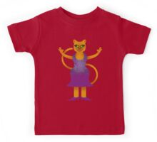 CARMEN THE CAT Kids Tee