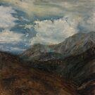 SoCal Mountains by E.E. Jacks