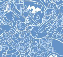 Pokémaniac - Gen III Sticker