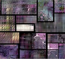 Stained Glass Gone Wild  (VIEW LARGE) by deborah zaragoza