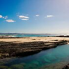 Snapper Rock Pools by Matt Robertson
