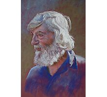 Portrait of Doug Dale Photographic Print