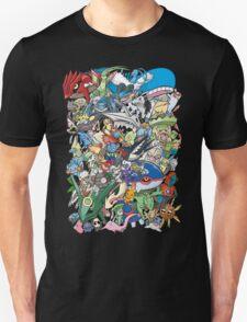 Gen III - Pokemaniacal Colour T-Shirt