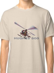 """Hughes 500 """"Little Bird"""" Classic T-Shirt"""