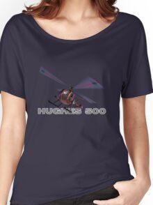"""Hughes 500 """"Little Bird"""" Women's Relaxed Fit T-Shirt"""
