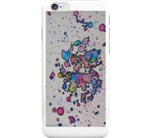 Watercolor Boredum - iCase iPhone Case/Skin