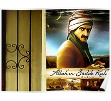 Turkish Eyes Poster