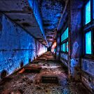 The blue Way by MarkusWill