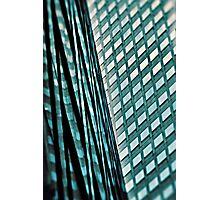 Urban Blues.... Photographic Print