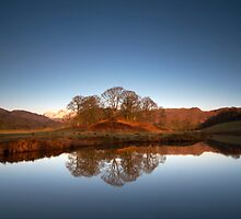 Brathay Reflections II by Jeanie