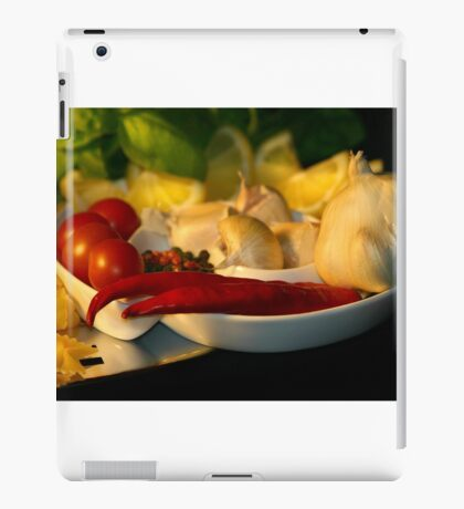 Hot And Spicy iPad Case/Skin