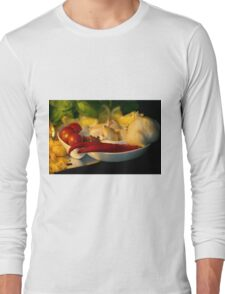 Hot And Spicy Long Sleeve T-Shirt