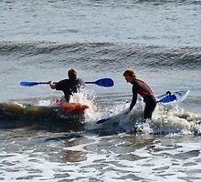 Water Sports by lynn carter
