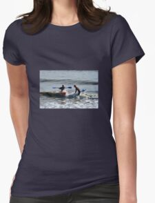Water Sports Womens Fitted T-Shirt