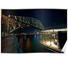 Milson's Point Poster
