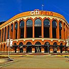 Citifield - Home of the New York Mets Baseball Club by michael6076