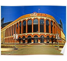 Citifield - Home of the New York Mets Baseball Club Poster