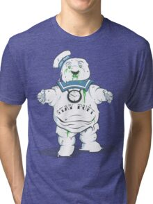 Stay Puft like a mofo Tri-blend T-Shirt