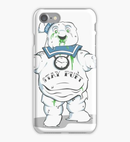 Stay Puft like a mofo iPhone Case/Skin
