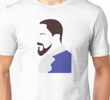 Django Side Profile Unisex T-Shirt