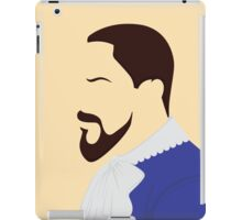 Django Side Profile iPad Case/Skin