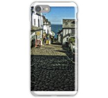 Clovelly, Cornwall iPhone Case/Skin
