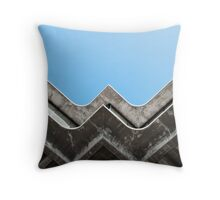 UCSD Library Throw Pillow