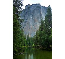 Merced River, Yosemite Yalley Photographic Print