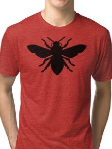 Bee Silhouette Tri-blend T-Shirt