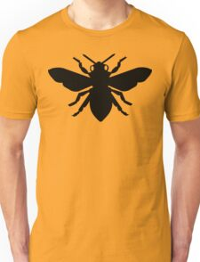 Bee Silhouette Unisex T-Shirt