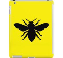 Bee Silhouette iPad Case/Skin