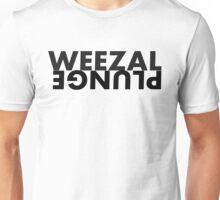 Weezal Plunge design 1 Unisex T-Shirt