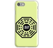 Dharma-Lost iPhone Case/Skin