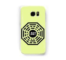 Dharma-Lost Samsung Galaxy Case/Skin