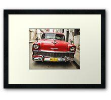 Havana Classic Framed Print