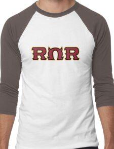 Pledge Roar Omega Roar Men's Baseball ¾ T-Shirt