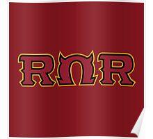 Pledge Roar Omega Roar Poster
