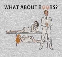 What about boobs by Demetris  Georgiou