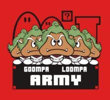 Goompa Loompa Army Kids Tee