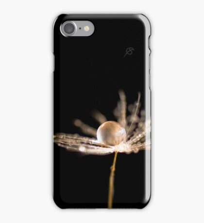 Dandelion drop HD iPhone Case/Skin