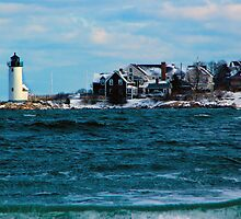 Lighthouse: Gloucester, Mass. by john forrant