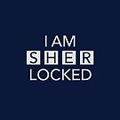Sherlocked Blue by Mark Walker