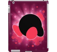 Super Smash Bros. Kirby Silhouette iPad Case/Skin